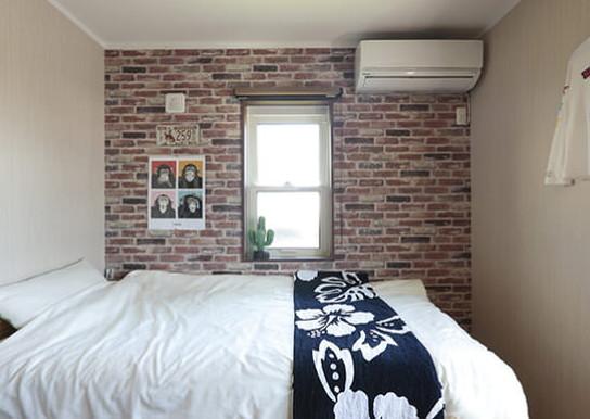 寝室デザイン_長建産業