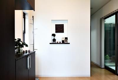 デザインの良さ×暮らしやすさを手に入れた家2